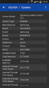 AIDA64 1.79 (Premium) (Mod) (Lite) (Armeabi-v7a)