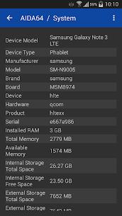 AIDA64 MOD Apk 1.8 (Unlocked) 1