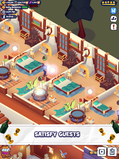 Idle Inn Tycoon 0.54 screenshots 9
