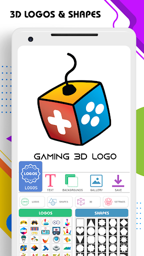 3D Logo Maker 1.3.0 Screenshots 3