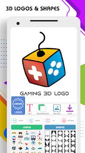 3D Logo Maker 1.3.0 Screenshots 3