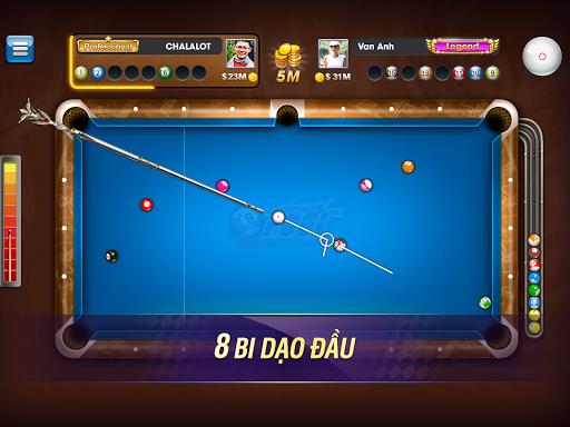 Bida - Bi-a Phu1ecfm  - Bida 8 Bi - ZingPlay apktram screenshots 9