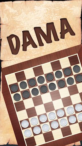Dama - Turkish Checkers 1.3.1 screenshots 1