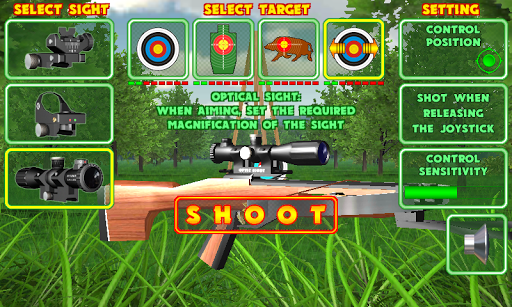 crossbow shooting gallery. shooting simulator screenshot 2