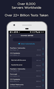 Speedtest by Ookla v4.5.24 Premium Mod APK 3