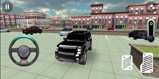 Extreme Car Parking Game  updownapk 1