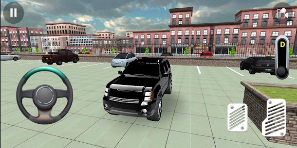 DR Prado Parking game Modern car parking games 1.6 Android Mod APK 1