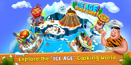 Cooking Madness: Restaurant Chef Ice Age Game screenshots 1