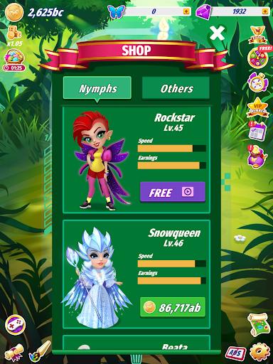 Merge Fairies - Best Idle Clickerud83euddda android2mod screenshots 10
