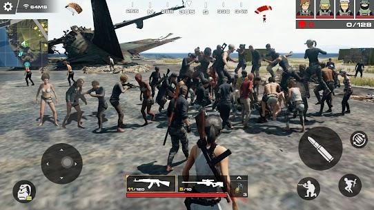 Commando Strike 2021: Free Fire FPS – Cover Strike 3