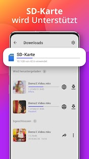 Downloader Screenshot