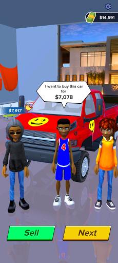 Used Cars Dealer - Repairing Simulator Game 3D android2mod screenshots 10