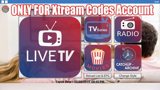 Foto do ULTIMATE IPTV Plugin-Addon