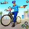 Police BMX Bicycle Crime Chase app apk icon