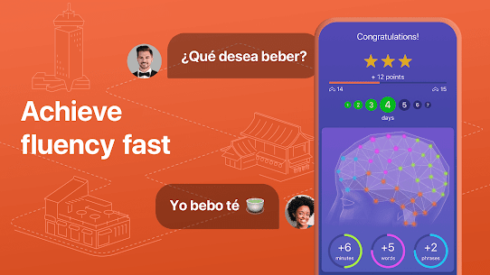 Learn 33 Languages Free – Mondly 5