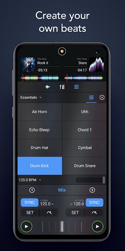 djay - DJ App & Mixer  Screenshots 4