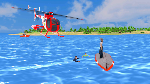 Helicopter Rescue Flying Simulator 3D 1.1 screenshots 12