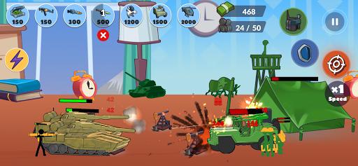 Stickman World Battle 1.02 screenshots 3