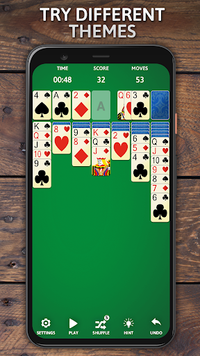 Solitaire Classic Era - Classic Klondike Card Game 1.02.07.08 screenshots 3