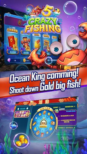 Crazyfishing 5- 2020 Arcade Fishing Game 1.0.3.16 screenshots 1
