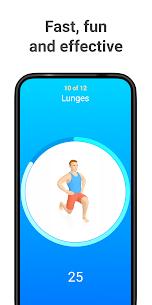 Seven – 7 Minute Workout MOD APK 9.8.8 (Pro Unlocked) 1