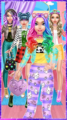 Trendy Fashion Styles Dress Up 1.3.2 Screenshots 3