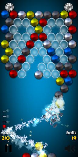 Magnet Balls Free: Match-Three Physics Puzzle  screenshots 2