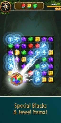 Jewel & Gem Crush - Match Master  screenshots 3