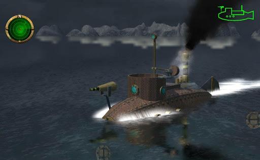 Code Triche Steampunk submarine 2. Free. APK MOD (Astuce) screenshots 1