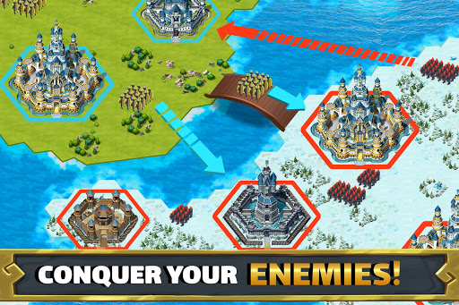 Million Lords: Kingdom Conquest - Strategy War MMO 3.0.5 screenshots 3