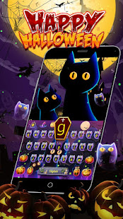 Black Cat 2019 Keyboard Theme