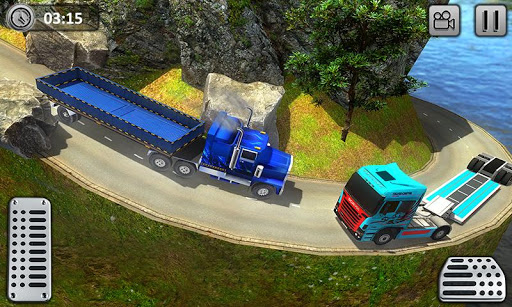 Uphill Gold Transporter Truck Drive apkdebit screenshots 6