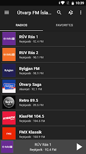 Radio FM Iceland