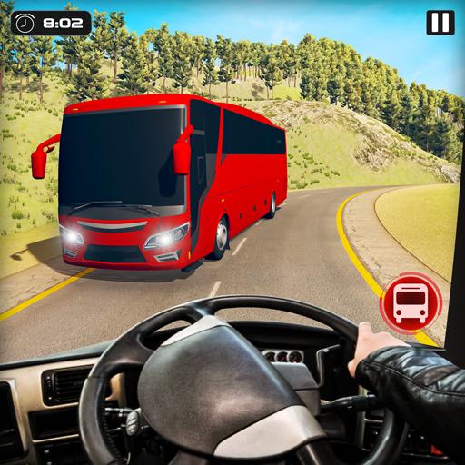 Baixar City Coach New Bus Simulator 2021 - Free Bus Games para Android