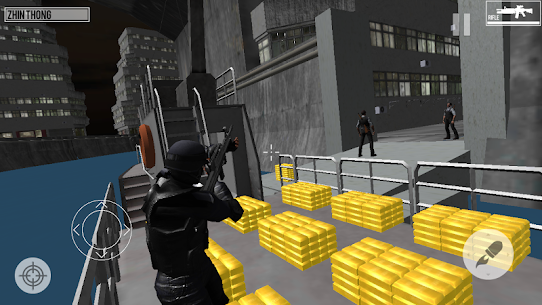 SWAT Dragons City: Shooting Game Hack for Android and iOS 1