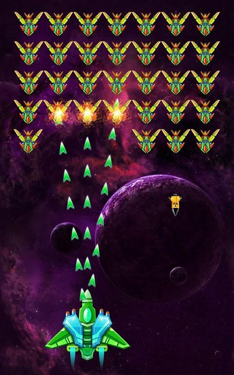 Galaxy Attack: Alien Shooter poster 8