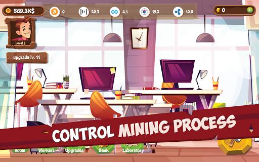 Bitcoin Mining Simulator - Idle Clicker Tycoon 3.5.8 screenshots 12