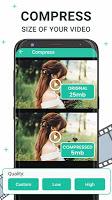 HD Video Compressor: Mp3 Converter, Reduce, Resize