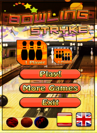Bowling Stryke - Super 2 Players Free Game 2.0 de.gamequotes.net 1