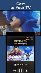 EPIX NOW: Watch TV and Movies 5