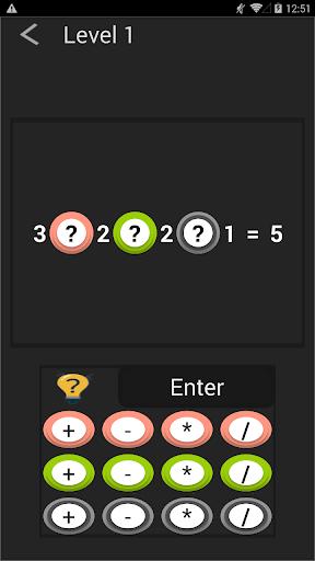 Math games - mind games - brain games  screenshots 4