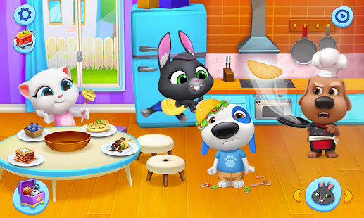 Image For My Talking Tom Friends Versi 1.7.4.5 3