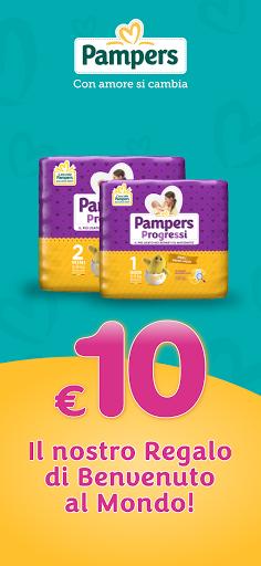 Coccole Pampers – Raccolta Punti Pannolini  screenshots 1