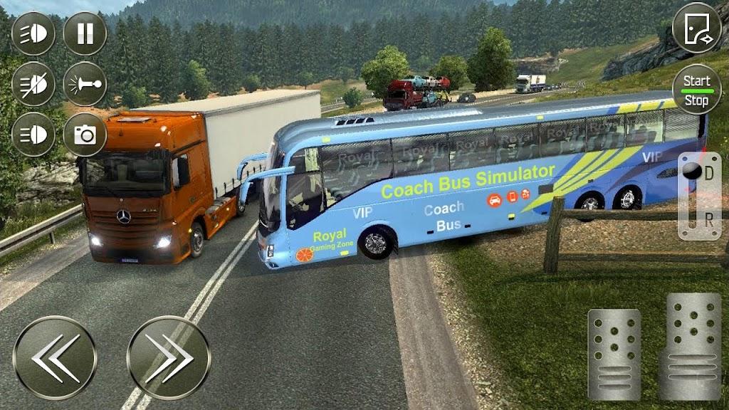 US Bus Simulator 2020 : Ultimate Edition poster 9