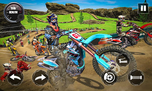 Dirt Track Racing 2020: Biker Race Championship apklade screenshots 1