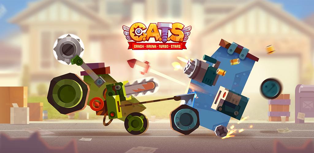 CATS: Crash Arena Turbo Stars poster 0