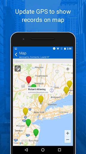 Resco Mobile CRM apktram screenshots 4