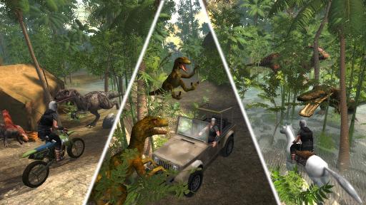 Dinosaur Assassin: Online Evolution 21.1.2 screenshots 8