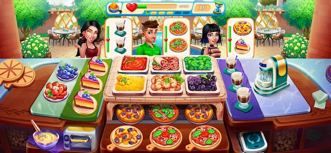 Cooking Us: Master Chef APK MOD HACK (Dinero Ilimitado) 2