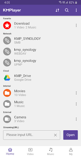 KMPlayer - All Video Player & Music Player android2mod screenshots 7